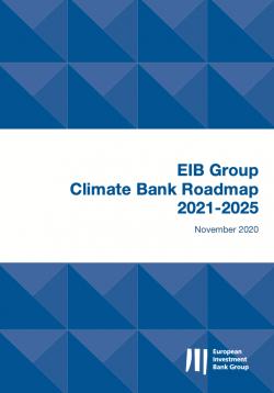 Roadmapa klimatické banky od EIB