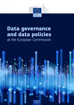 Správa dat a datové politiky v Evropské komisi