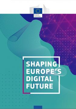 Formování digitální budoucnosti Evropy