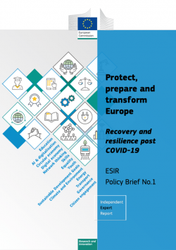 Protect, prepare and transform Europe – Recovery and resilience post COVID-19