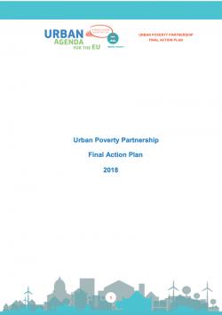 Urban Poverty Action Plan