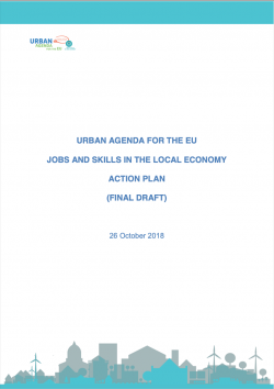 Jobs and Skills in the Local Economy Action Plan