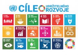 Cíle udržitelného rozvojeOSN