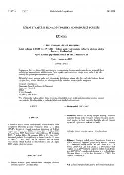 Normy kvality životního prostředí (EQS)