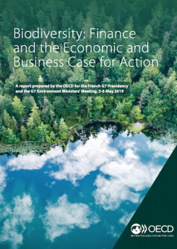 Biodiversity: Finance and the Economic and Business Case for Action, OECD