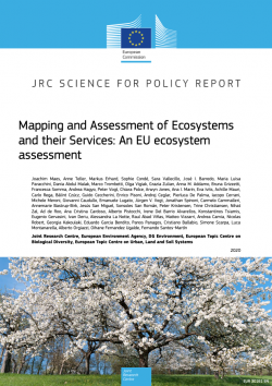 Mapping and Assessment of Ecosystems and their Services (MAES)