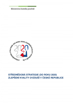 Střednědobá strategie zlepšení kvality ovzduší ČR