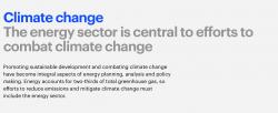 International Energy Agency – IEA