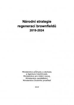 Národní strategie regenerace brownfieldů 2019–2024