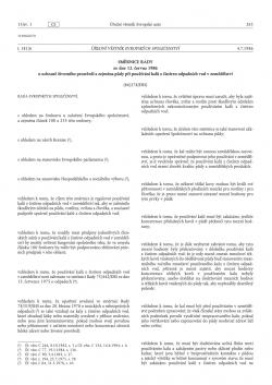 Kalová směrnice