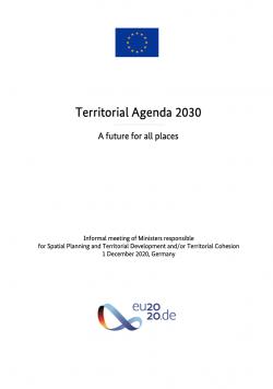 Územní agenda 2030
