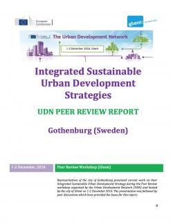 Integrované strategie udržitelného rozvoje měst