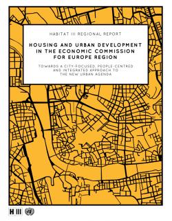 Směrem k integrovanému přístupu k nové městské agendě zaměřenému na město