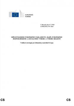 Vodíková strategie EU