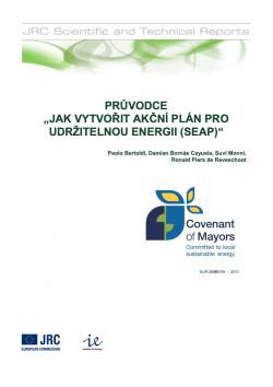 """Průvodce """"Jak vytvořit Akční plán pro udržitelnou energii""""(SEAP)"""